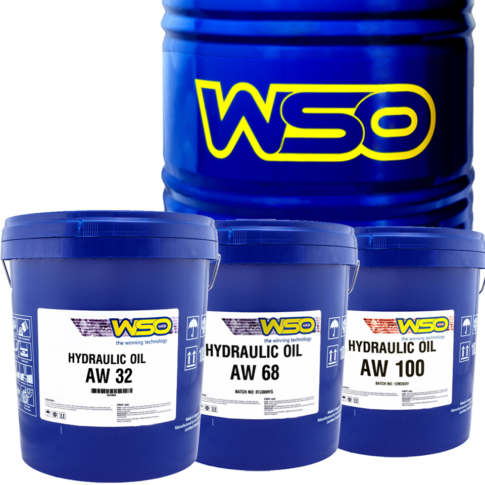 hydraulic oil Archives - WSOil